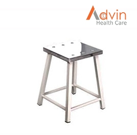 Patient Stool Fixed Advin Health Care