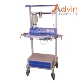 Anesthesia Trolley (1 N2, 1 O2)
