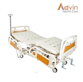 Five Function Semi Electric ICU Bed