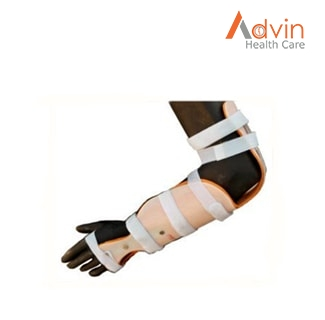 Forearm with External Support F.P.