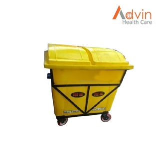 Hospital Bulk Waste Collection Trolleys
