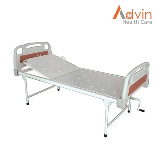 Hospital Manual Semi Fowler Bed