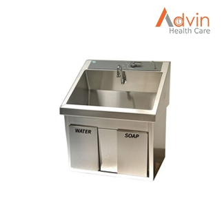 Hospital Scrub Sink Single Bay