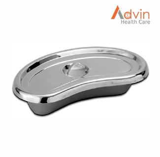 Kidney Tray With Cover