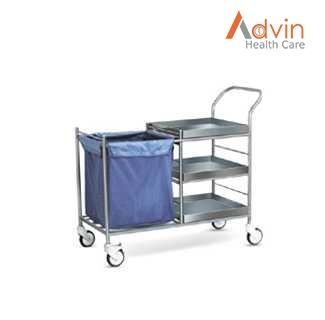Linen Serving Trolley