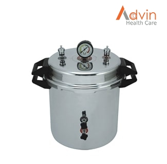 Non Electric Pressure Cooker Type Autoclaves