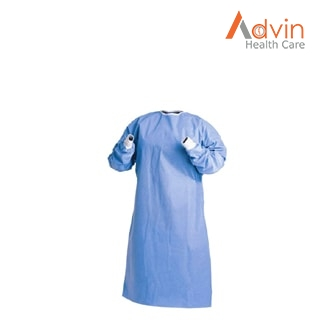 Surgeon Reinforced Gown