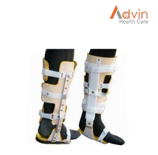 Tibial Brace With Foot F.P.