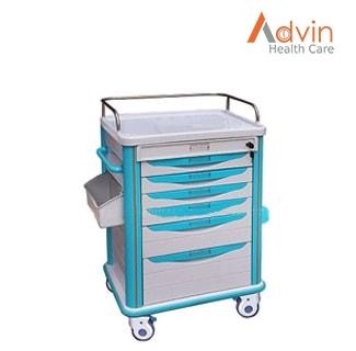 ABS Medicine Trolley