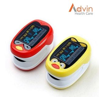 Child Finger Pulse Oximeter
