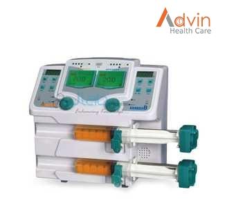 Dual Channel Syringe Pump
