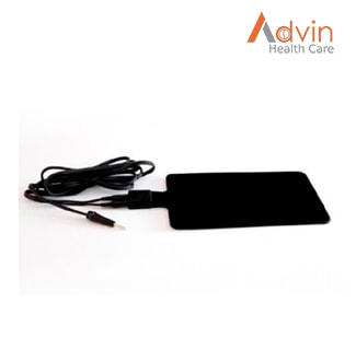 Electrosurgical Silicon Patient Plate