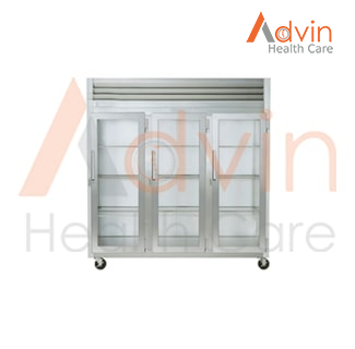 3 Door Cabinet And Glass Mould Incubator