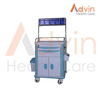ABS Anesthesia Crash Cart