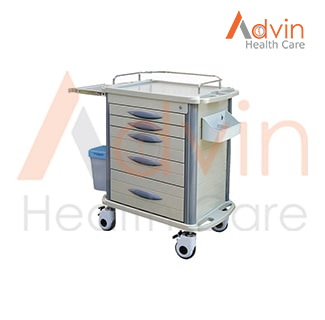 ABS Drug Trolley