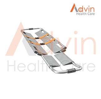 Aluminum Folding Scoop Stretcher