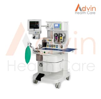 Anesthesia Trolley With Ventilator