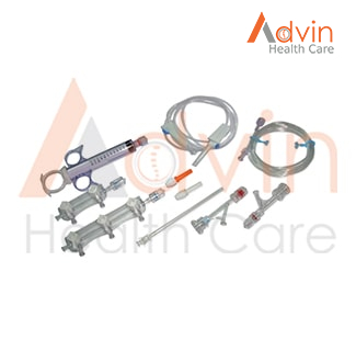 Angiography Instruments Kit
