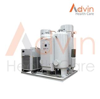 Automatic Medical Oxygen Generator Plant