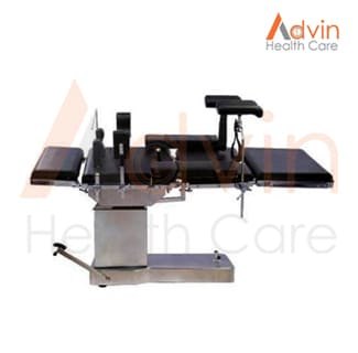 C-Arm Compatible Hydraulic Operating Table