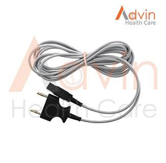 ENT Surgical Bipolar Connection Cable for Coagulation Electrodes