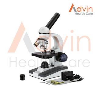 Fully Digital Monocular Microscope