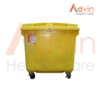 Hospital Bulk Waste Collection Trolley
