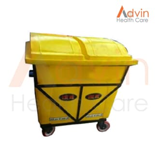 Hospital Bulk Waste Collection Trolleys