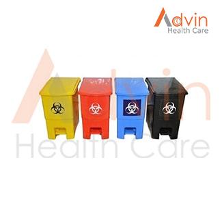 Hospital Foot Pedal Waste Bin