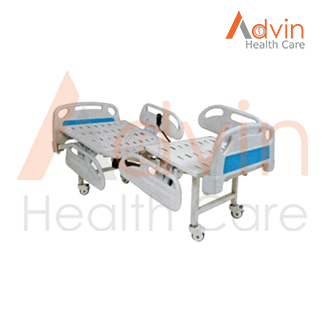 Hospital Manual Fowler Bed with ABS