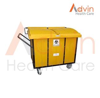 Hospital Medical Bulk West Management Trolley