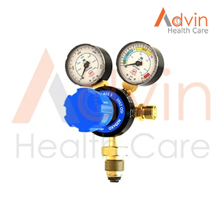 Hospital Oxygen Gas valve