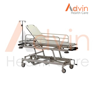 Hospital Recovery Trolley With Heavy Wheels