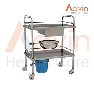 Hospital Trolley For Emergency Dressing