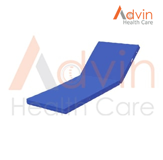 Hospital Two Fold Mattress For Semi Fowler Bed