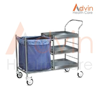 Linen Serving Trolley