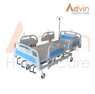 Manual Crank Operated ICU Bed