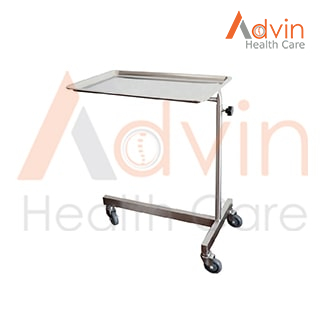 Mayo Instrument Trolley Cart