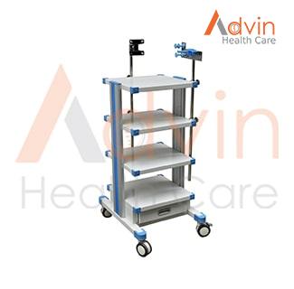 Medical Monitor Trolley