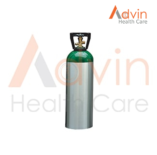 Medical Oxygen Cylinder With Valve
