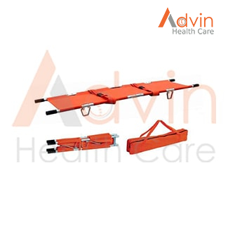 Medical Rescue Foldable Stretcher