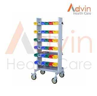 Operation Theater Drug Trolley