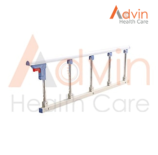 Patient Bed SS Collapsible Side Railing