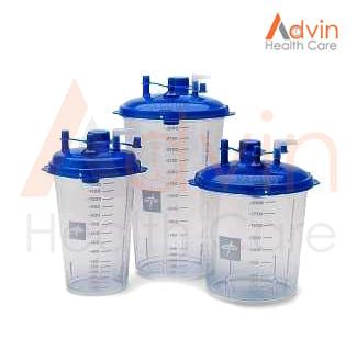 Plastic Suction Bottle