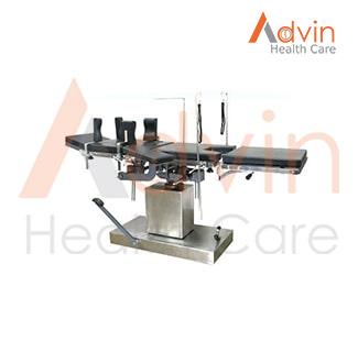 Side End Control Hydraulic OT Table
