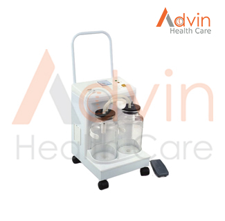 Single & Double Jar Suction Machine