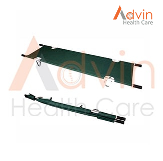 Single Fold First Aid Pole Stretcher