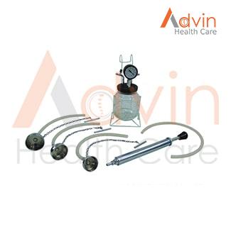 Abortion Set Vacuum Extractor Set