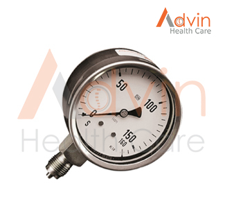 Autoclave Pressure Gauge