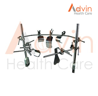 Bilateral Table Mounted Retractor System